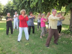 ASSOCIATION TAI CHI – CHI GONG ADAPTED